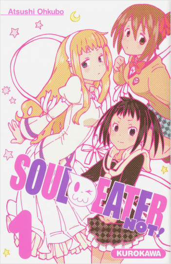 Soul Eater Not! - tome 01