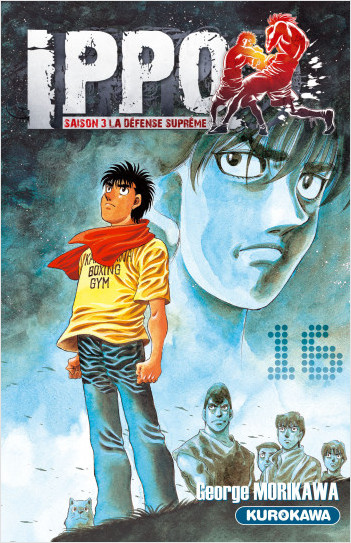 Ippo - saison 3, La défense suprême - tome 16