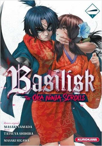 BASILISK - The Ôka Ninja Scrolls - Tome 1