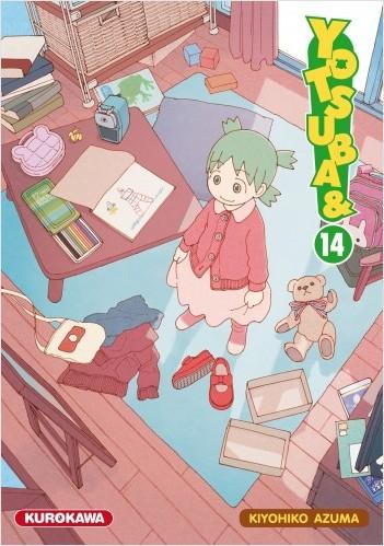 Yotsuba - Tome 14
