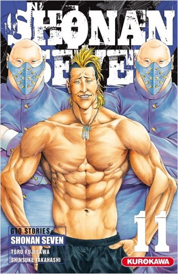 Shonan Seven - GTO Stories - tome 11