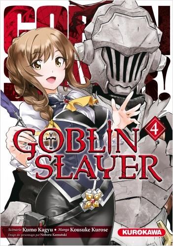 Goblin Slayer - tome 04