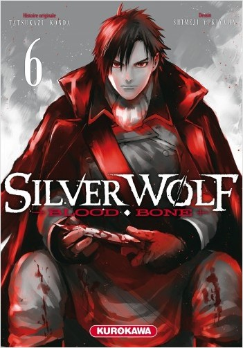 Silver Wolf - Blood Bone - T6