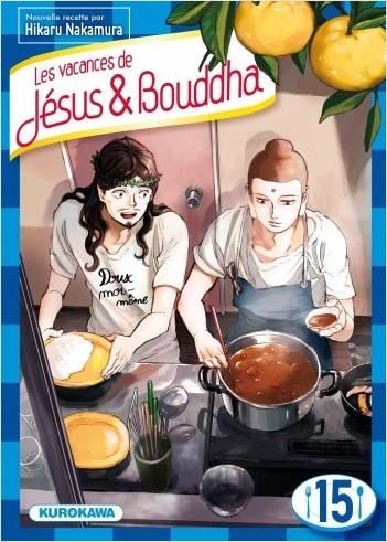 Les vacances de Jésus & Bouddha - tome 15