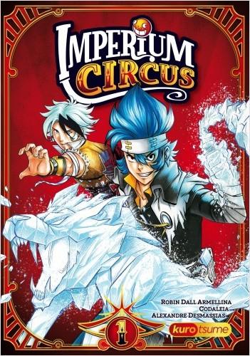 Imperium Circus - Tome 01