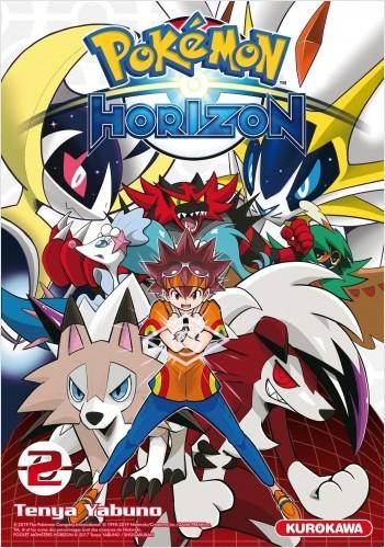 Pokémon Horizon - Tome 02