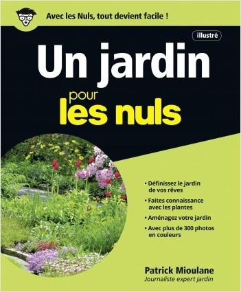 Un Jardin pour les Nuls, grand format, 2e édition