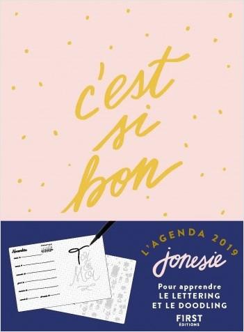 L'agenda 2019 Jonesie  – C'est si bon