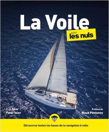 La Voile pour les Nuls, grand format, 3e édition
