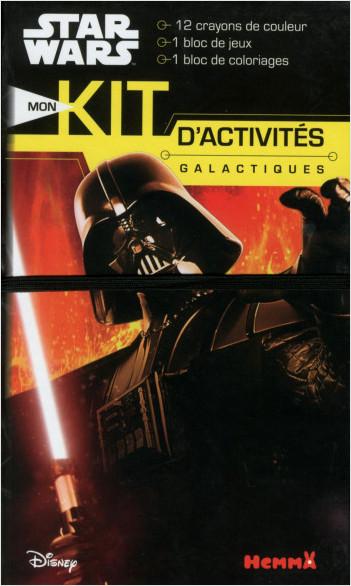 Star Wars - Mon kit d'activités