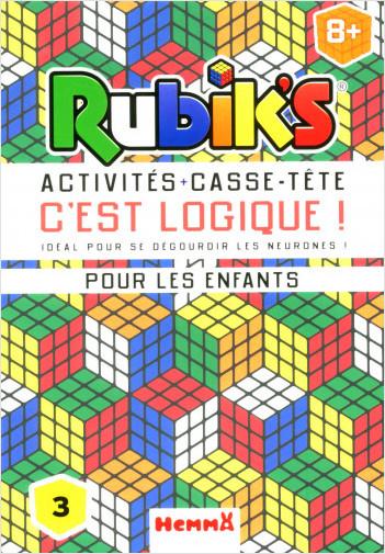 Rubik's - Activités + casse-tête diaboliques