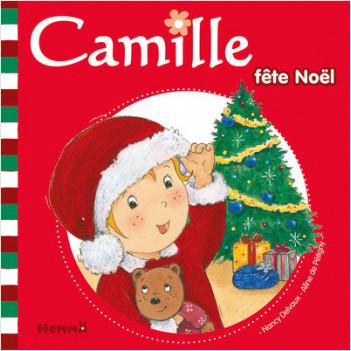 Camille fête Noël
