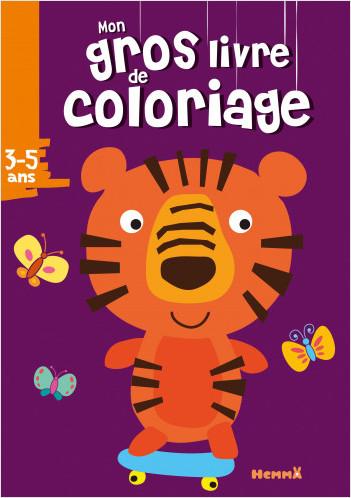 Mon gros livre de coloriage