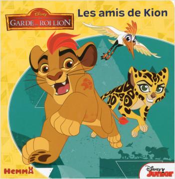 Disney - La Garde du Roi Lion - Les amis de Kion