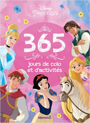 Disney Princesses - 365 jours de colo et d'activités