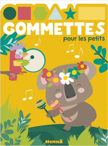 Gommettes pour les petits (Koala musique)