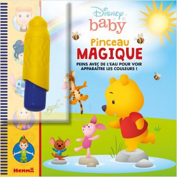 Disney Baby - Pinceau magique (Winnie l'Ourson)