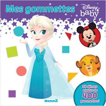 Disney Baby - Mes gommettes (La Reine des Neiges)