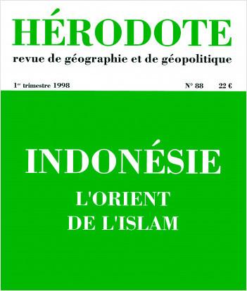 Indonésie, l'Orient de l'islam