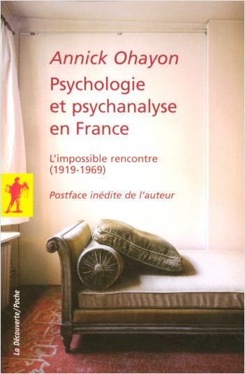 Psychologie et psychanalyse en France