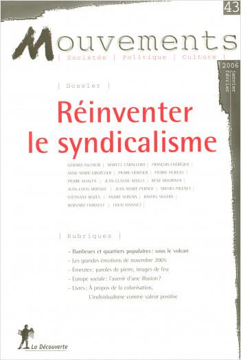 Réinventer le syndicalisme