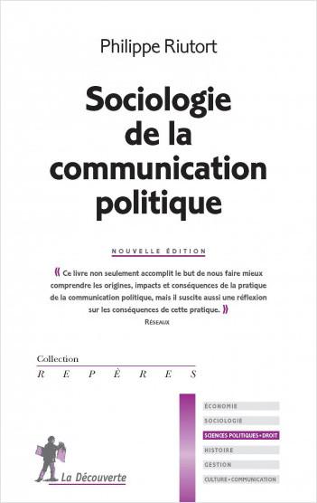 Sociologie de la communication politique