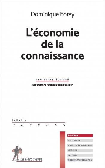 L'économie de la connaissance