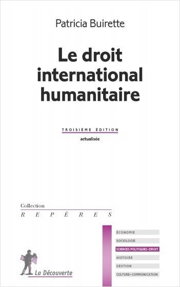 Le droit international humanitaire