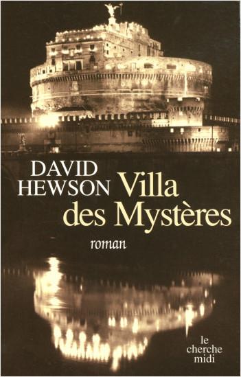 Villa des Mystères