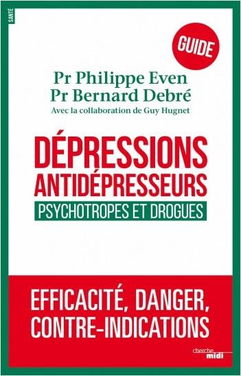 Dépressions, antidépresseurs : le guide