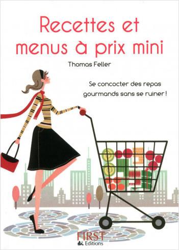 Le Petit Livre de - Recettes et menus à prix mini