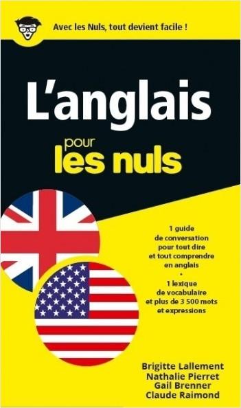 Coffret L'Anglais pour les Nuls en poche