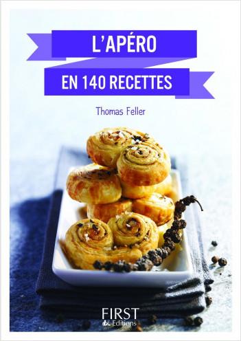 Petit Livre de - Apéro en 140 recettes