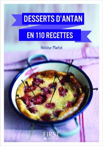 Petit Livre de - Meilleurs desserts d'antan en 110 recettes