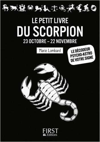 Le Petit Livre du Scorpion