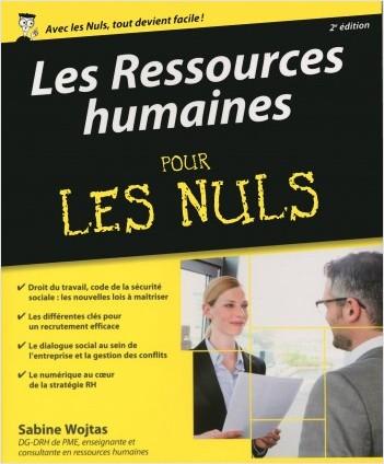 Les Ressources humaines pour les Nuls, 2e édition