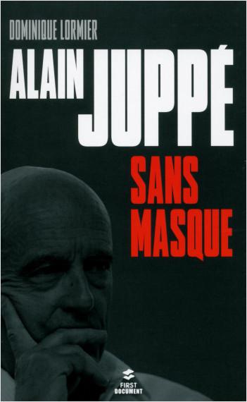 Alain Juppé sans masque