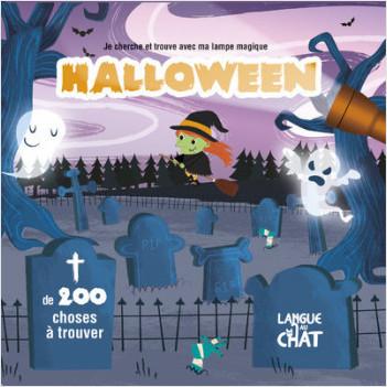 Halloween - Je cherche et trouve avec ma lampe magique