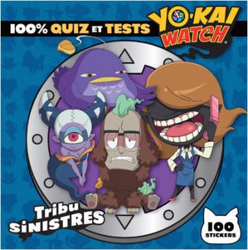 Yo-Kai Watch - 100% quiz et tests tribu Sinistres