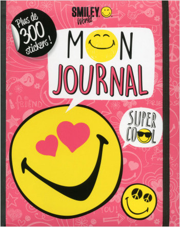 Smiley - Mon journal