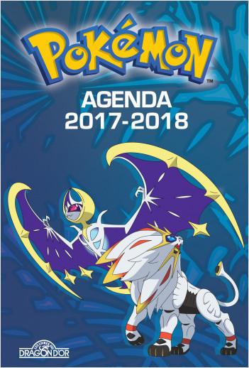 Pokémon - Agenda 2017-2018