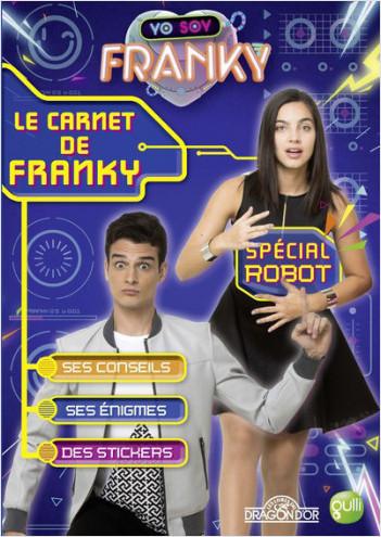 Franky - Le Carnet de Franky spécial Robot