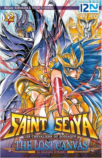 Saint Seiya - Les Chevaliers du Zodiaque  - The Lost Canvas - La Légende d'Hadès - Tome 12