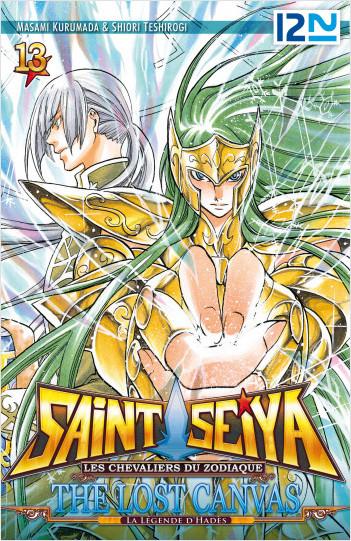 Saint Seiya - Les Chevaliers du Zodiaque  - The Lost Canvas - La Légende d'Hadès - Tome 13