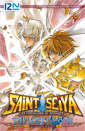 Saint Seiya - Les Chevaliers du Zodiaque  - The Lost Canvas - La Légende d'Hadès - Tome 23