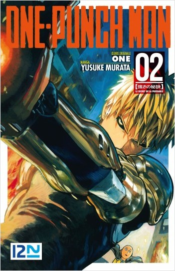 ONE-PUNCH MAN - tome 02