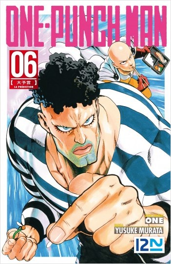 ONE-PUNCH MAN - tome 06