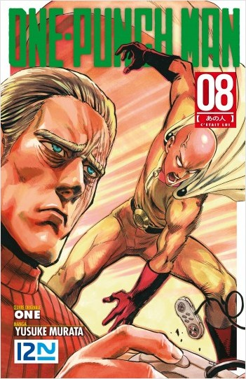 ONE-PUNCH MAN - tome 08