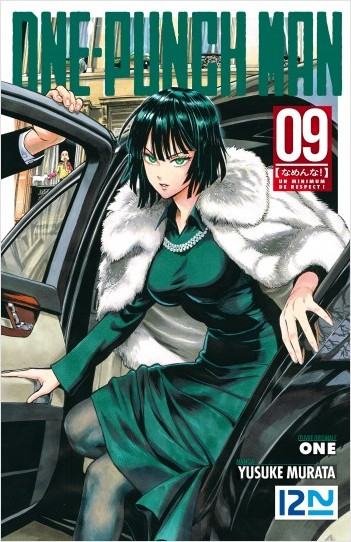 ONE-PUNCH MAN - tome 09