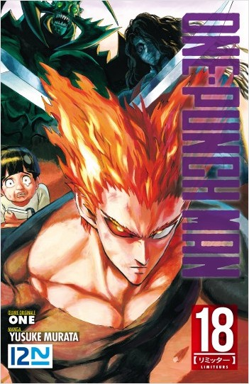 ONE-PUNCH MAN - tome 18